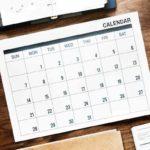 フランス語の月名と曜日を1番分かりやすく解説!日付の書き方も紹介