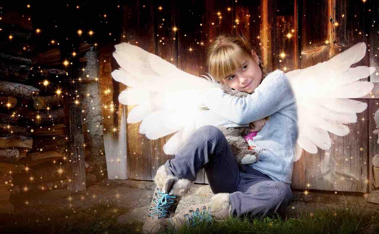 妖精のような女の子