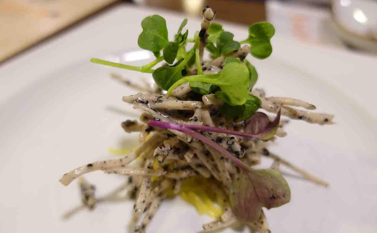 ごぼうのサラダ